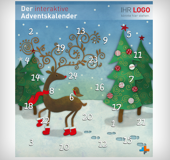 online adventskalender erstellen content marketing in der weihnachtszeit. Black Bedroom Furniture Sets. Home Design Ideas